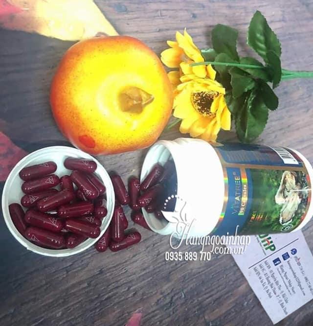 Tinh chất hàu Úc Oyster Extract Vitatree hộp 90 viên 6