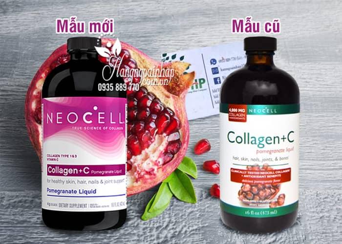 Neocell Collagen + C - Collagen Nước Chiết Xuất Từ Quả Lựu 6