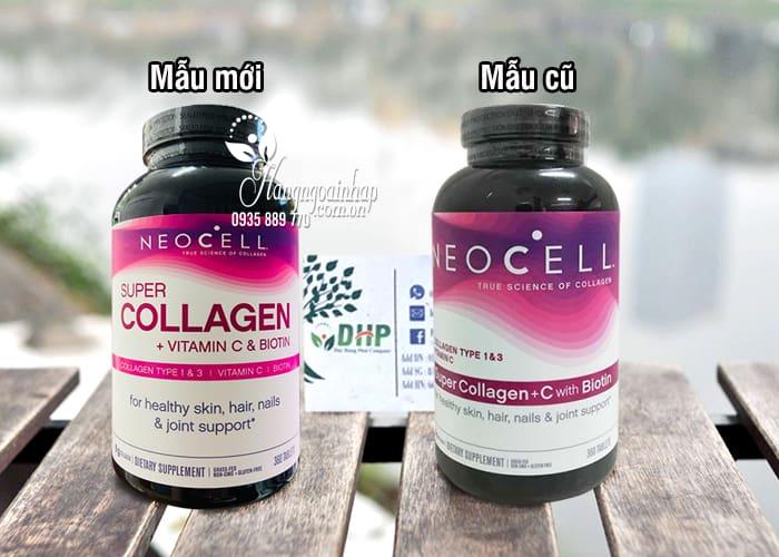 Neocell Super Collagen +C Type 1&3 360 Viên của Mỹ, giá tốt 3