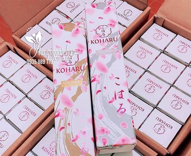 Nước uống đẹp da chống lão hóa Koharu Collagen Nhật Bản 0