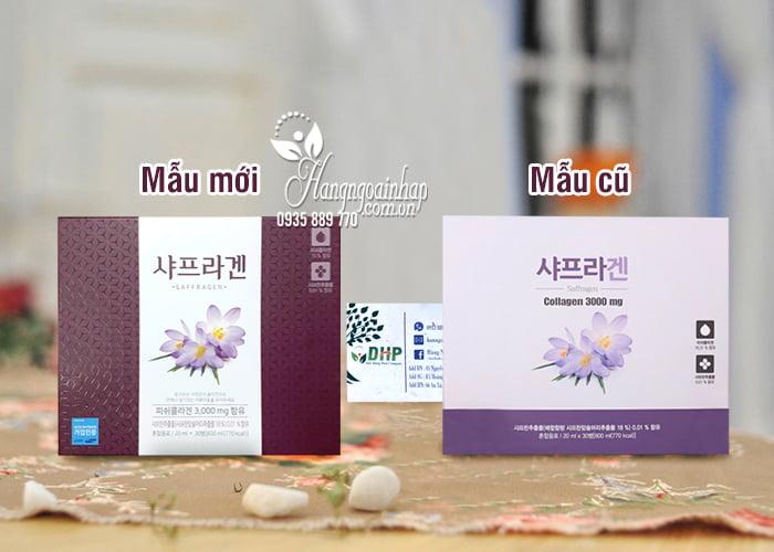 Nước uống nhụy hoa nghệ tây Saffron Collagen 3000mg 30 chai 11