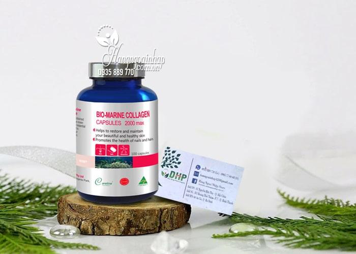 Viên uống Bio Marine Collagen Careline 100 viên của Úc 9