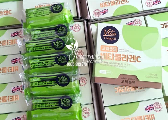 Vita Collagen táo xanh 1000mg Hàn Quốc - Collagen dạng bột 7