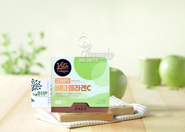 Vita Collagen táo xanh 1000mg Hàn Quốc - Collagen dạng bột 2