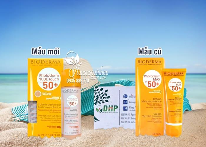 Kem chống nắng Bioderma Photoderm Max SPF 50+ 40ml của Pháp 2