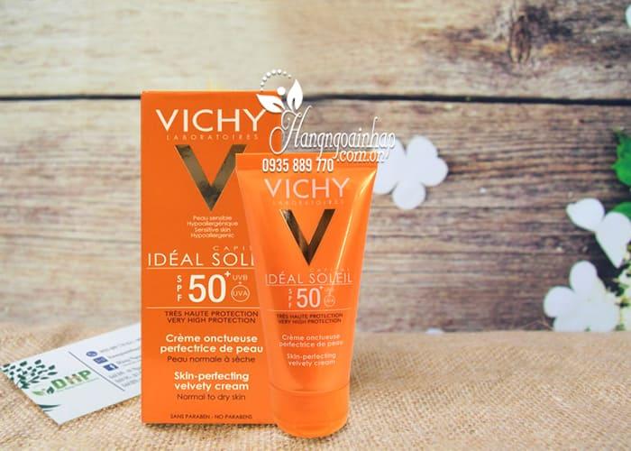 Kem chống nắng có màu Vichy Capital Ideal BB Soleil SPF 50 2