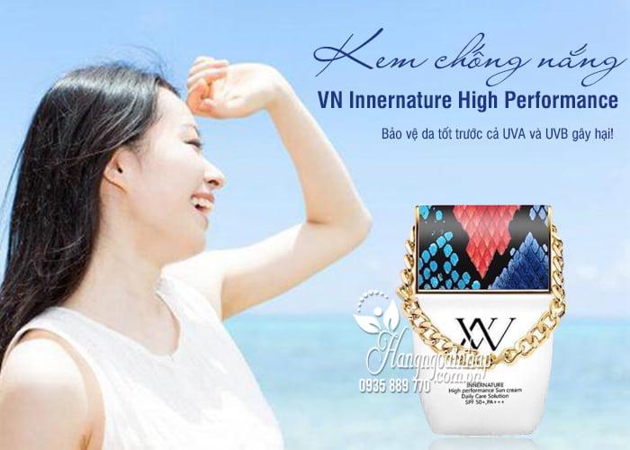 Kem chống nắng VN Innernature High Performance Hàn Quốc 3