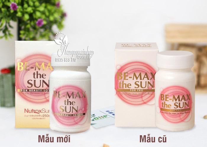 Viên uống chống nắng Be-Max The Sun 30 viên của Nhật 9