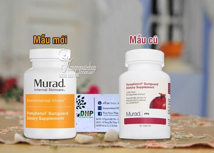 Viên uống chống nắng nội sinh Murad Pomphenol Sunguard 2