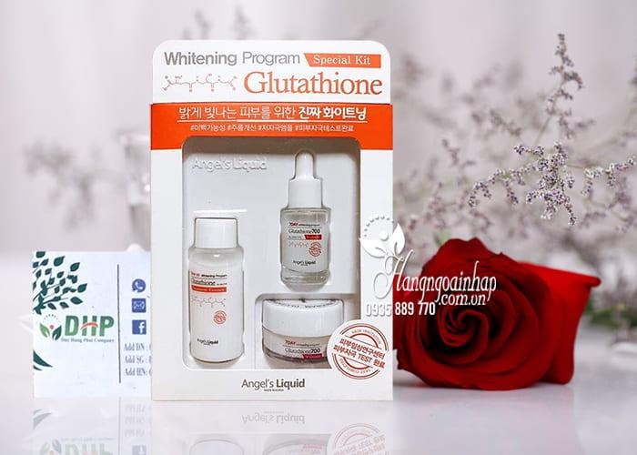 Bộ dưỡng trắng da 7 Days Glutathione Special Kit Hàn Quốc