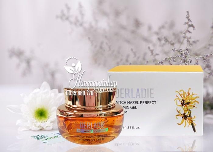 Gel dưỡng ẩm cho da mụn Derladie Perfect Vitamin Gel Cream 1