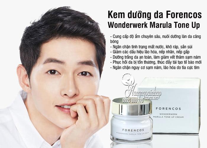 Kem dưỡng da Forencos Wonderwerk Marula Tone Up 2