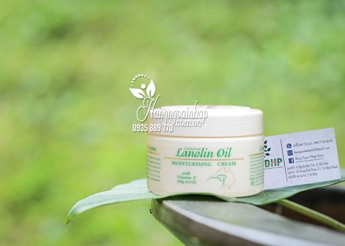 Kem dưỡng da toàn thân Lanolin Oil Moisturising Cream 250g 1