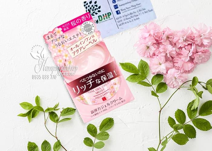 Kem dưỡng da Shiseido Aqualabel Special Gel Cream All In One 1