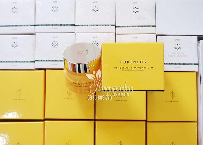 Kem dưỡng Forencos Wonderwerk Marula Cream màu vàng 0