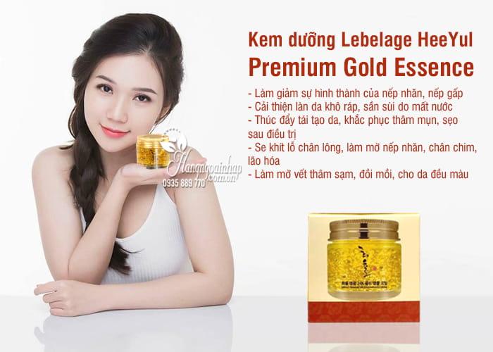 Kem dưỡng Lebelage HeeYul Premium Gold Essence 70ml 3