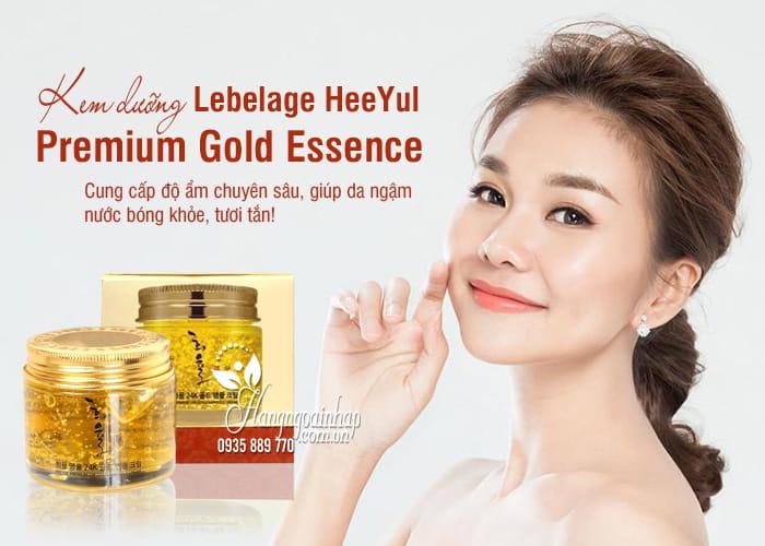 Kem dưỡng Lebelage HeeYul Premium Gold Essence 70ml 1