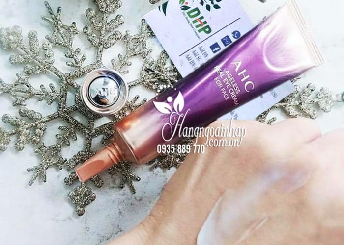 Kem dưỡng mắt AHC Ageless Real Eye Cream For Face 12ml 1