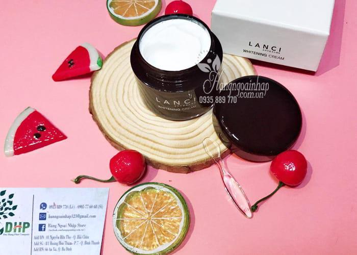 Kem dưỡng trắng da Lanci Whitening Cream 50ml Hàn Quốc 7