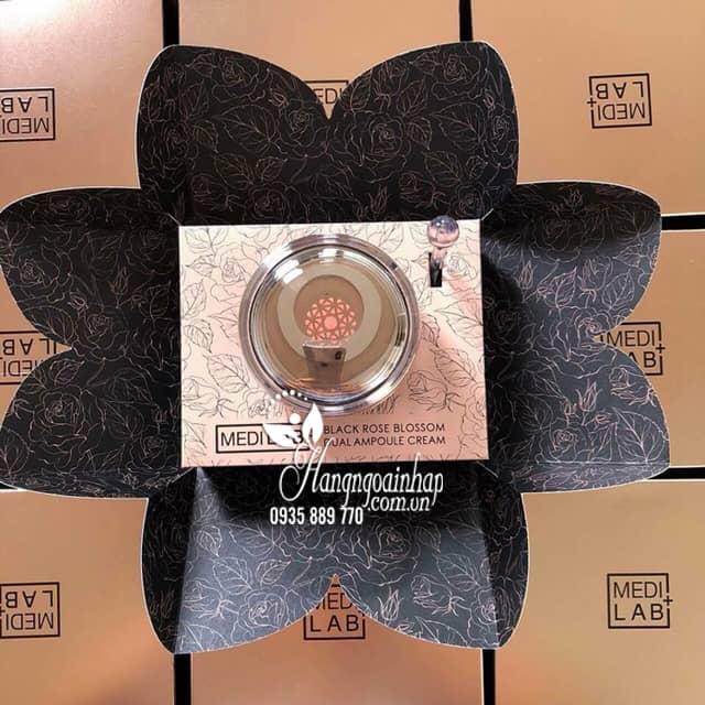 Kem hoa hồng đen Medilab Black Rose Blossom 50ml Hàn Quốc 1