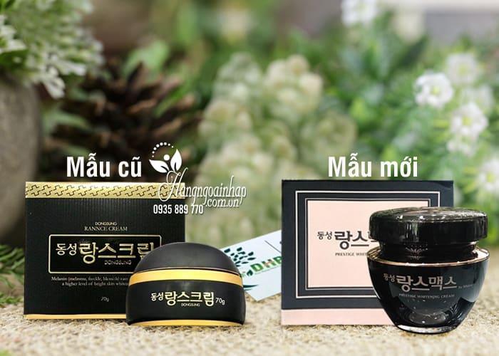 Kem trị nám Dongsung Rannce Cream Hàn Quốc, hộp 70g 111