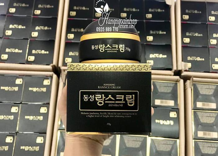 Kem trị nám Dongsung Rannce Cream Hàn Quốc, hộp 70g 1