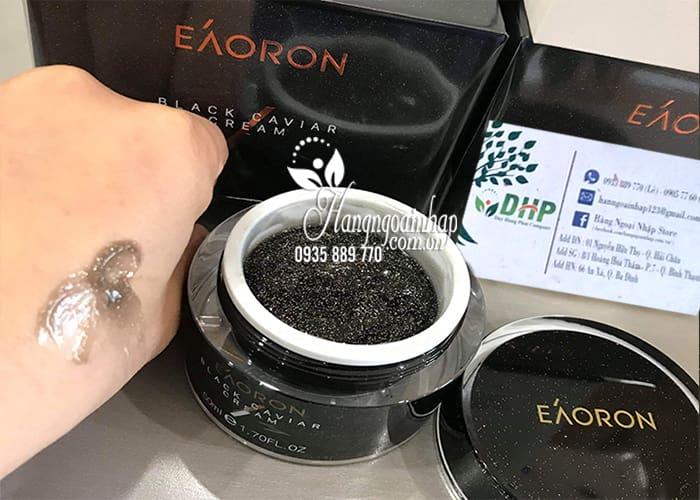 Kem trứng cá đen Eaoron Black Caviar Cream 50ml của Úc 2