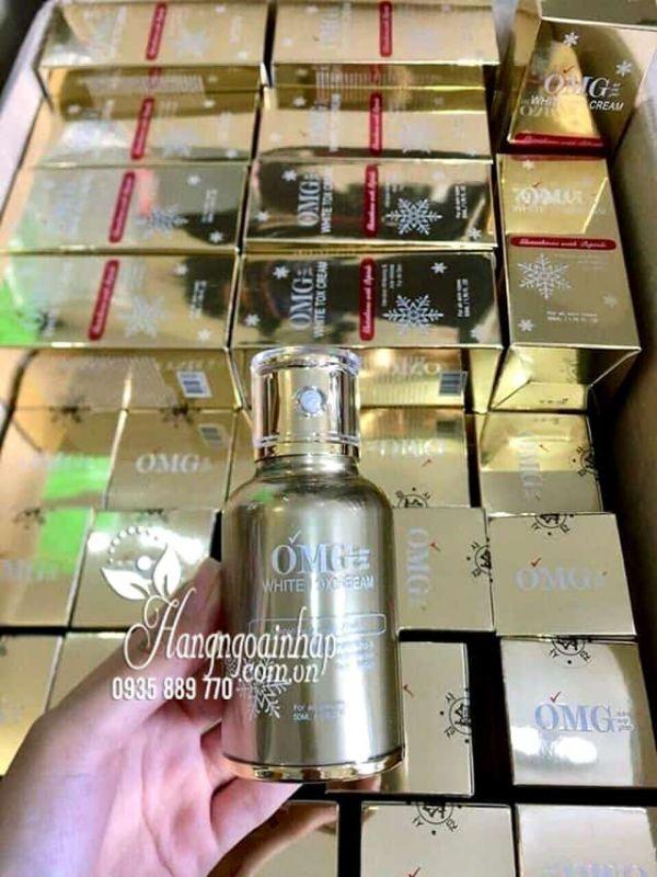 Kem truyền trắng OMG White Tox Cream 50ml Hàn Quốc 2