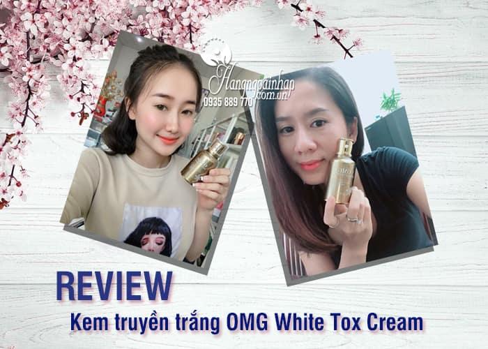 Kem truyền trắng OMG White Tox Cream 50ml Hàn Quốc 1