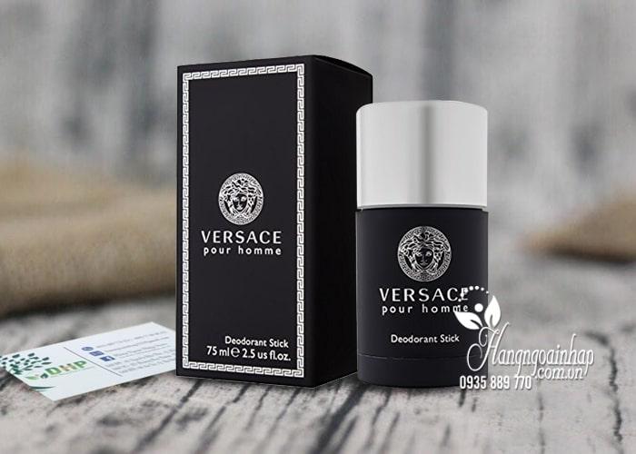 Lăn khử mùi Versace Pour Homme Deodorant Stick 75ml 9