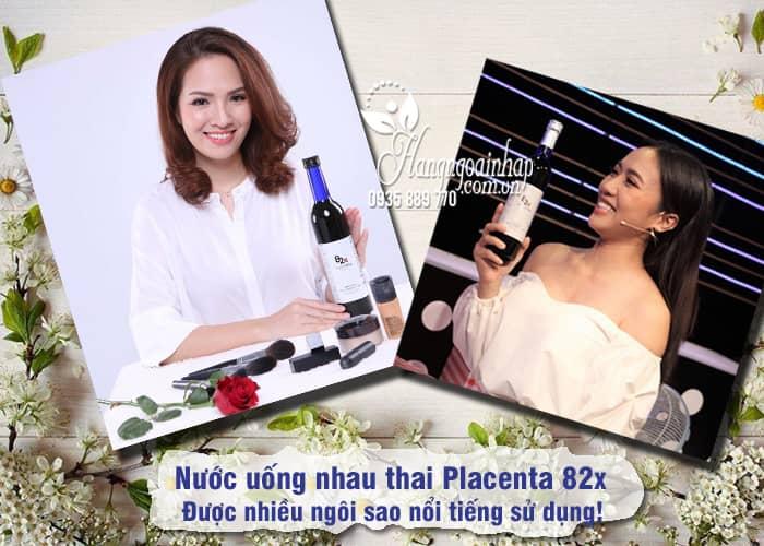 Nước uống nhau thai Placenta 82x 450.000mg Nhật trắng da