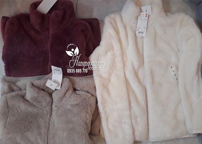 Áo lông cừu Uniqlo Nhật Bản - Áo thu đông đẹp cho nữ 2018 5