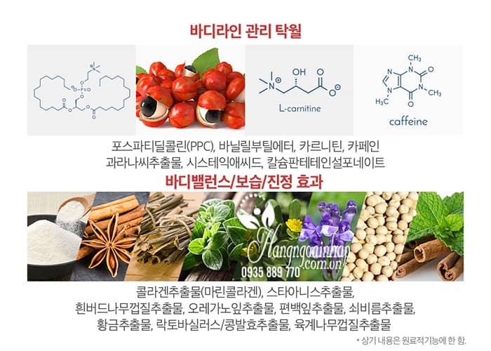 Gel tan mỡ Bulgama Cream 350ml Hàn Quốc hiệu quả nhất 4
