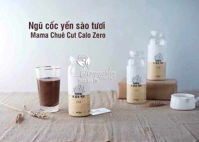 Ngũ cốc yến sào tươi Mama Chuê Cut Calo Zero giảm cân 6