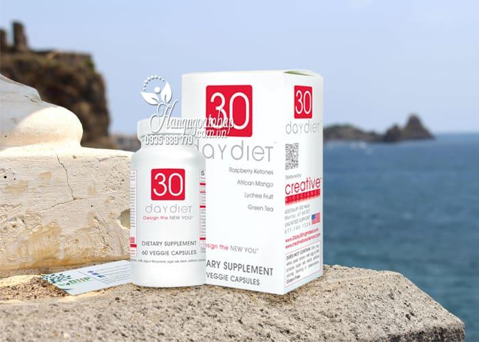 Thuốc Giảm Cân Chiết Xuất Thảo Dược 30 Day Diet 60 Viên Của Mỹ 5