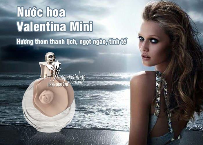Bộ 4 chai nước hoa valentina Mini 4ml - Valentino Perfumes 2
