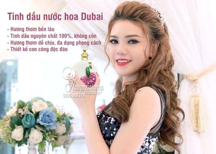Tinh dầu nước hoa Dubai mẫu mới 35ml - Thiết kế tinh tế 3