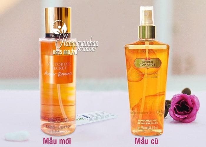 Xịt Thơm Toàn Thân Victoria's Secret Amber Romance 250ml 2