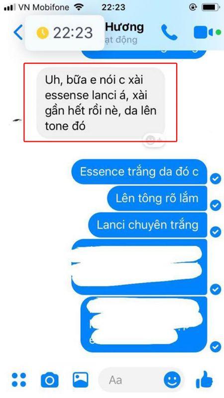 Tinh chất Lanci Essence review: 4