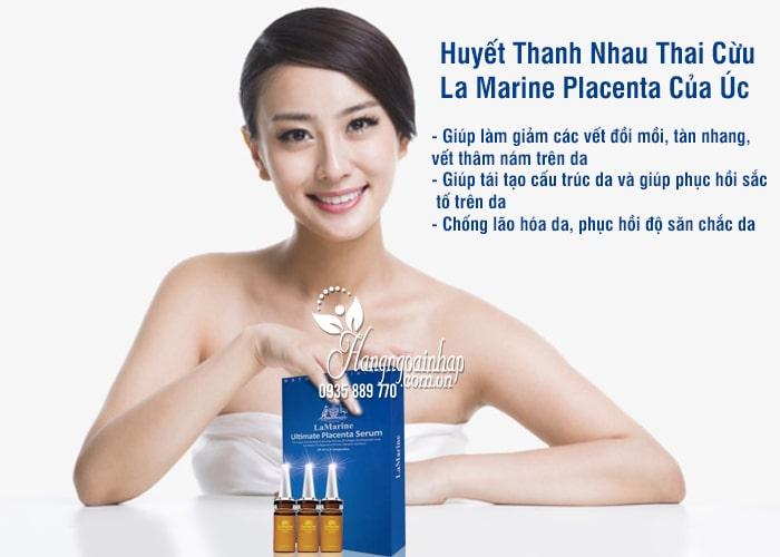 Huyết Thanh Nhau Thai Cừu La Marine Placenta Của Úc 1
