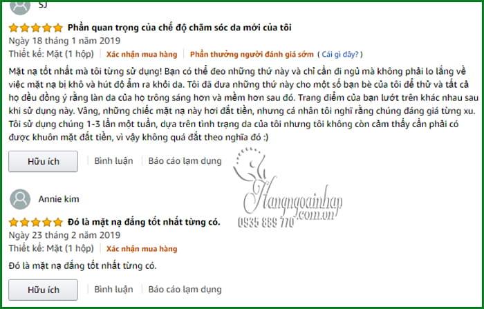 Mặt nạ Derm-All Matrix Mask Hàn Quốc trắng da, chống lão hóa 90