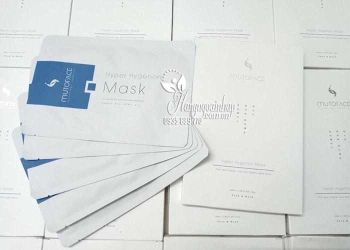 Mặt nạ Mutoface Hyper Hygenon Mask Hàn Quốc 50ml  9