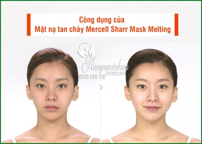Mặt nạ tan chảy Mercell Sharr Mask Melting của Hàn Quốc 1
