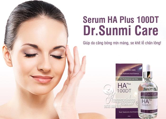 Serum HA Plus 100DT Dr.Sunmi Care 100ml của Hàn Quốc 1
