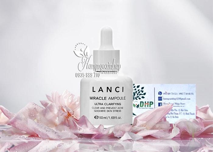 Serum Lanci Miracle Ampoule Ultra Clarifying 50ml Hàn Quốc 1