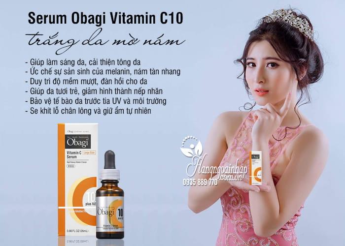 Serum Obagi Vitamin C10 Nhật Bản 26ml trắng da mờ nám 2