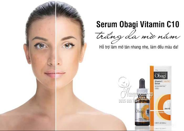 Serum Obagi Vitamin C10 Nhật Bản 26ml trắng da mờ nám 1