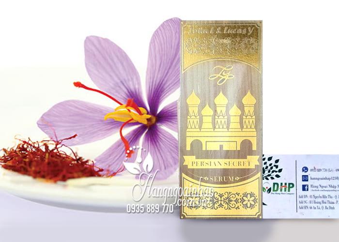 Serum Saffron nhụy hoa nghệ tây John L & Lucas Y 30ml 1