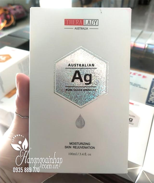 Serum tinh chất bạc Thera Lady Australian Ag Pure Silver Úc 9