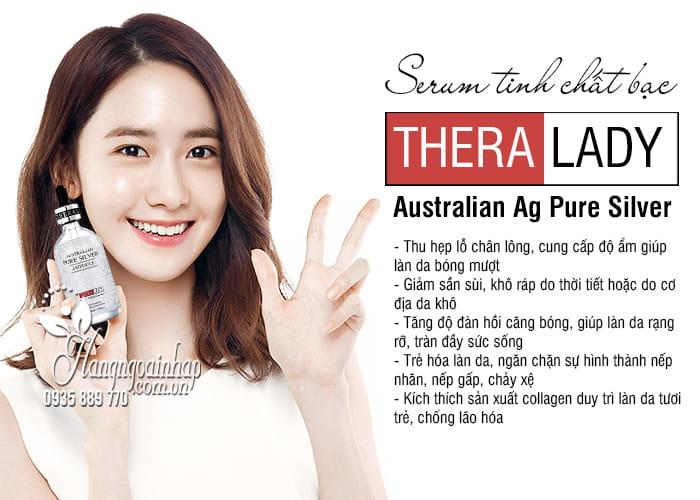 Serum tinh chất bạc Thera Lady Australian Ag Pure Silver Úc 7